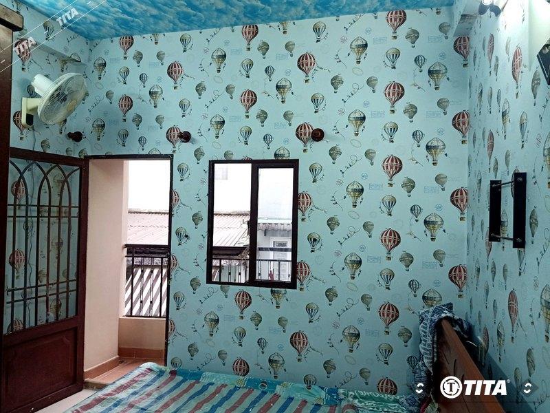giấy dán tường cho phòng ngủ cho bé 987581-2