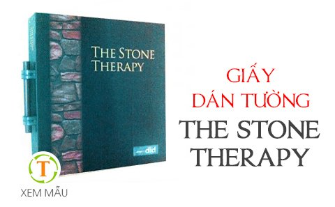 gia giay dan tuong the stone therapy