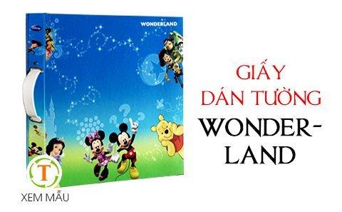 gia Giấy dán tường WonderLand (5m2)