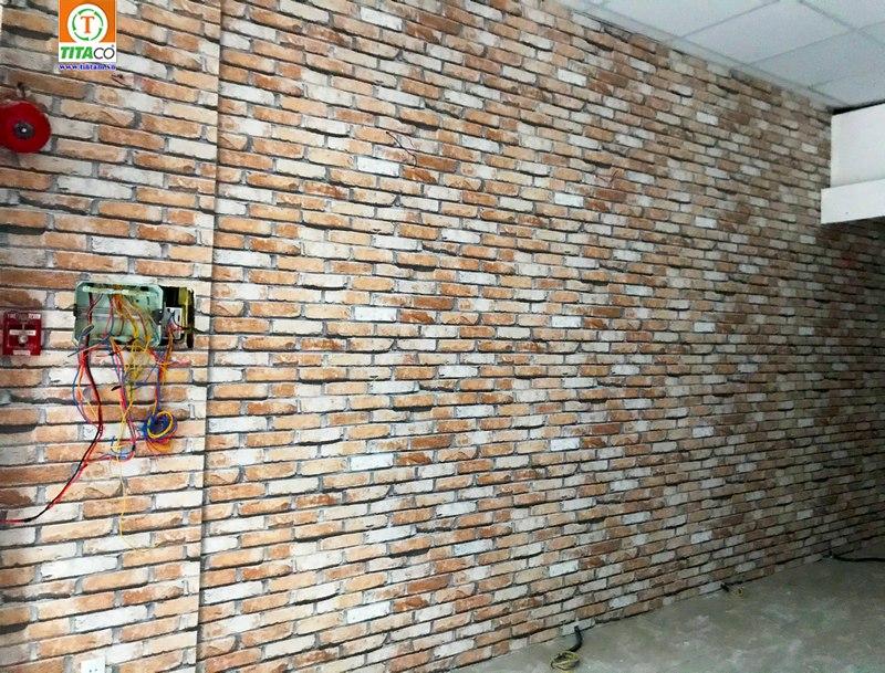 giấy dán tường 3d đẹp tphcm, giay dan tuong gia da