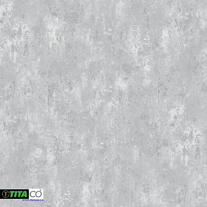giấy dán tường màu xám xi măng