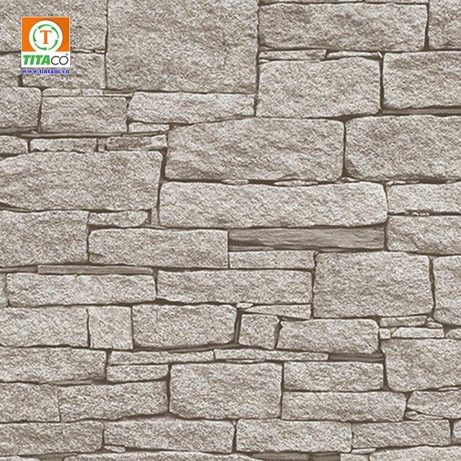 giấy dán tường giả gạch đá 3d 85086-3