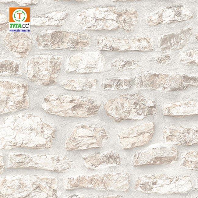 giấy dán tường giả gạch đá 3d 85088-1
