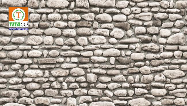 giấy dán tường 3d giả đá cổ xưa 88430-2