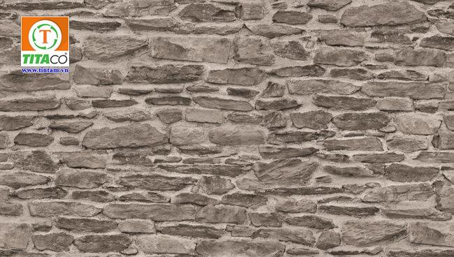 giấy dán tường 3d giả đá 88434-2